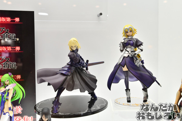 香港イベントC3AFAで展示された『Fateシリーズ』フィギュアまとめ_6615