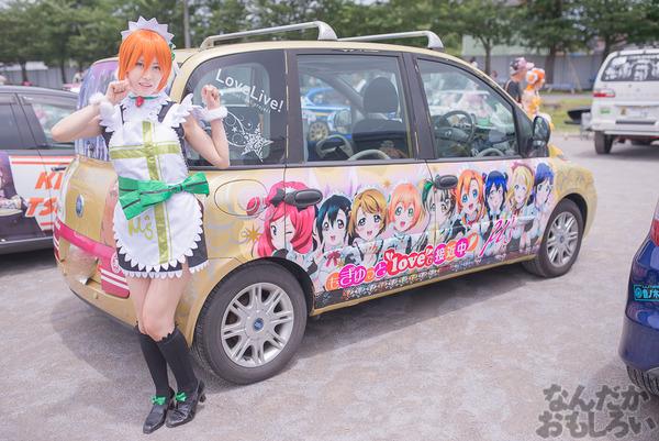 オートジャンボリー2015 ラブライブ!痛車とコスプレ写真画像まとめ_6452