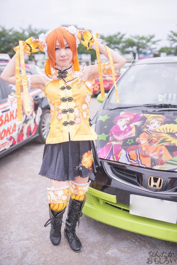 オートジャンボリー2015 ラブライブ!痛車とコスプレ写真画像まとめ_6385