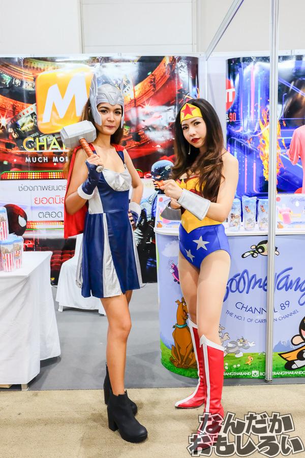タイのコスプレイヤーが集結!タイイベント『Thailand Comic Con(TCC)』コスプレレポート8512
