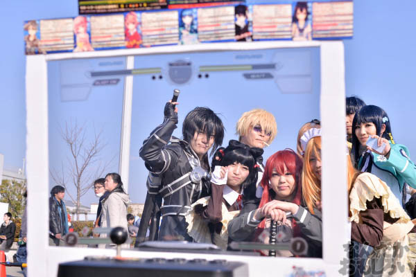 コミケ87 3日目 コスプレ 写真画像 レポート_4695