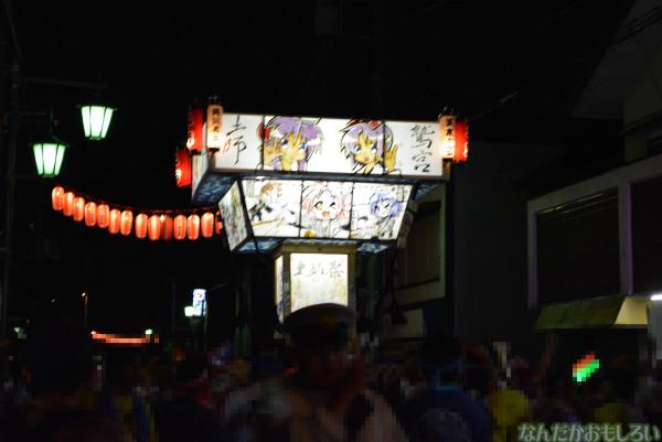 『鷲宮 土師祭2013』らき☆すた神輿_0858