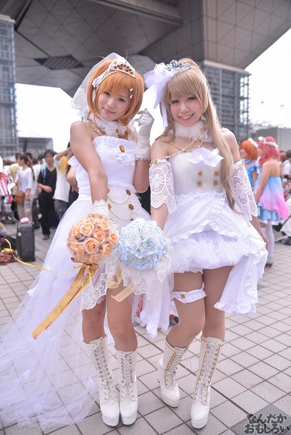 夏コミ コミケ86 2日目 コスプレ画像_2438