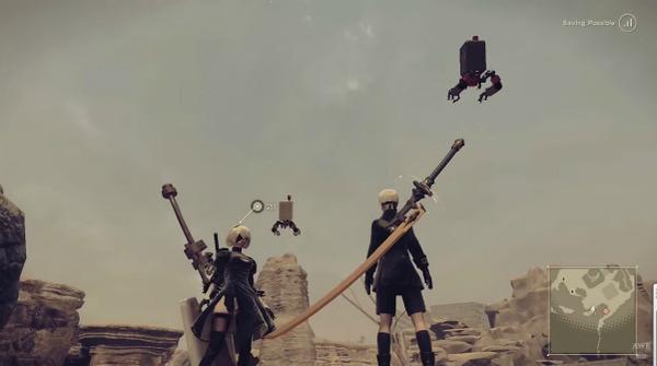 『ニーア オートマタ』海外の鍛冶職人、大型剣「白の約定」をリアルに制作!_073600