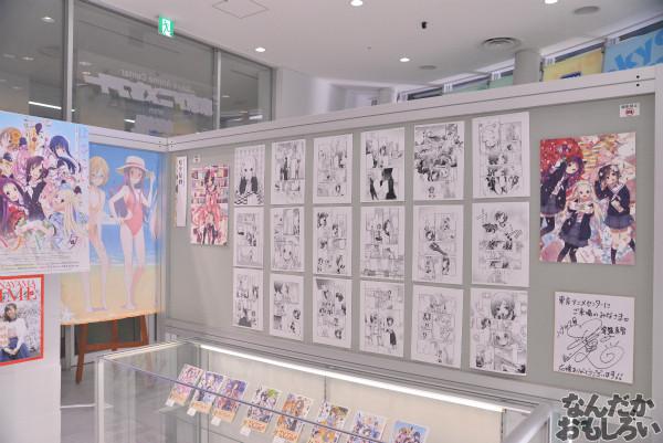TVアニメ「ハナヤマタ」展が秋葉原で開催!原画、設定資料、台本、コラボ商品など数多く展示!_8494