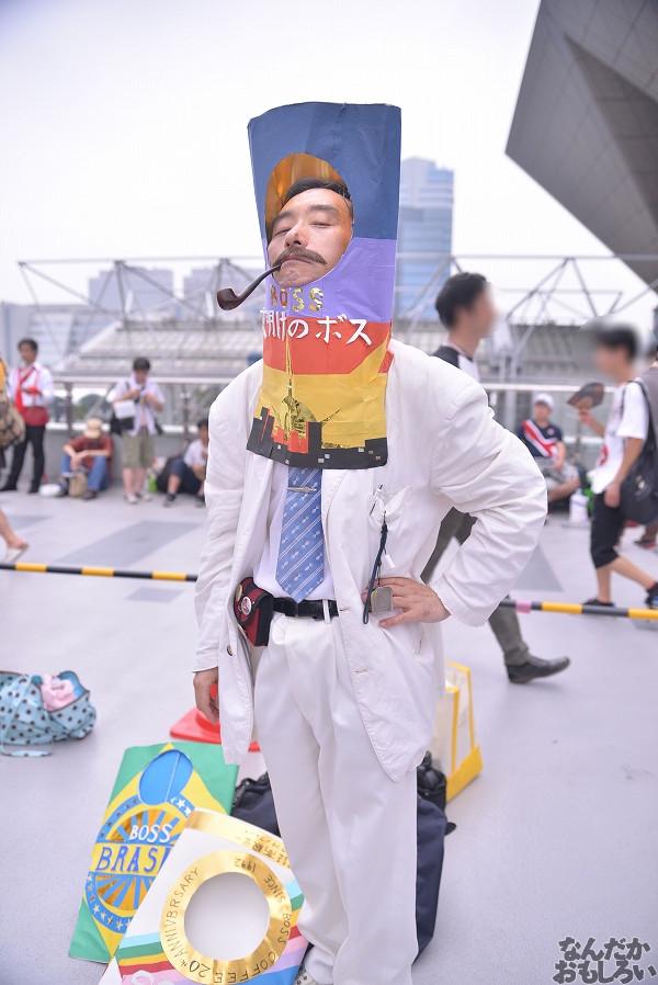 夏コミ コミケ86 3日目 コスプレ画像_3519