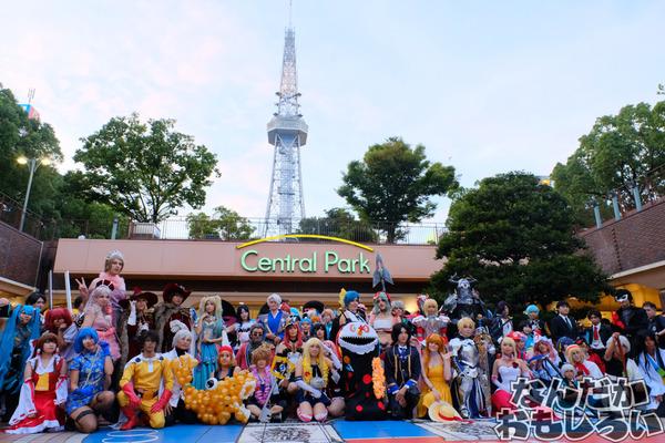 『コスサミ2017』初開催の前夜祭&名古屋栄の地下街コスプレパレード3606