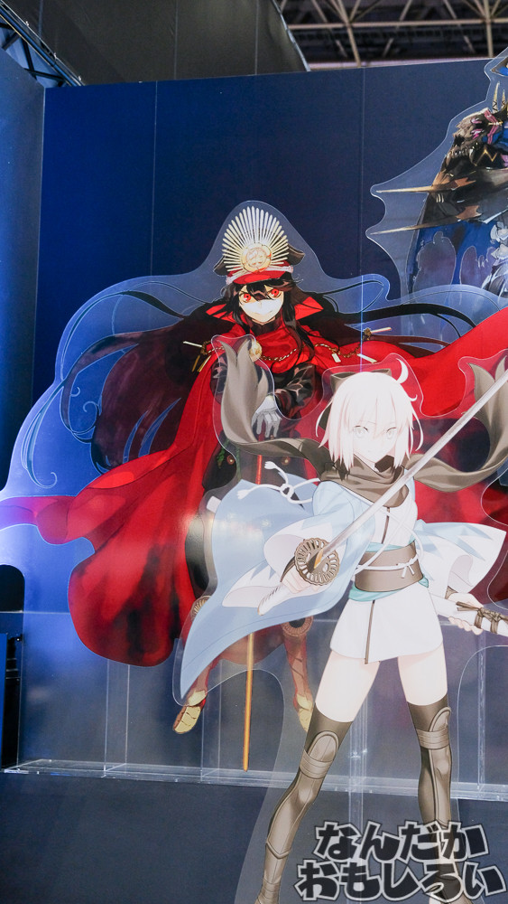 『Fate/Grand Order』アニメジャパンのFGOブースやFGO関連情報2243