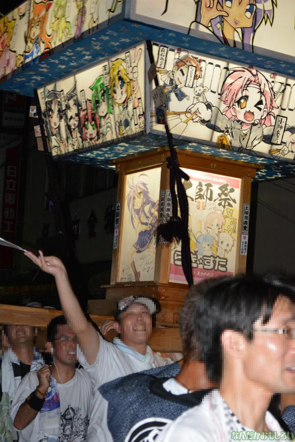 『鷲宮 土師祭2013』らき☆すた神輿_0865
