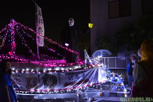 『鷲宮 土師祭2013』らき☆すた神輿_0818