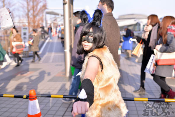 コミケ87 コスプレ 画像写真 レポート_4060