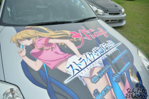 『第7回館林痛車ミーティング』比較的新しいアニメ作品の痛車・痛単車フォトレポート 画像_0607