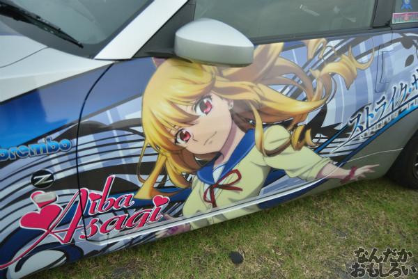 『第7回館林痛車ミーティング』比較的新しいアニメ作品の痛車・痛単車フォトレポート 画像_0606