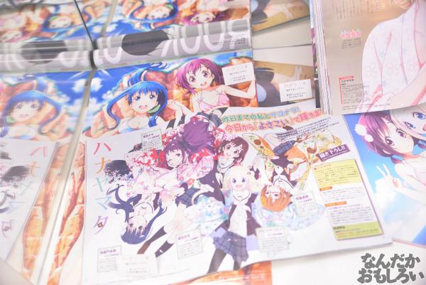 TVアニメ「ハナヤマタ」展が秋葉原で開催!原画、設定資料、台本、コラボ商品など数多く展示!_8520