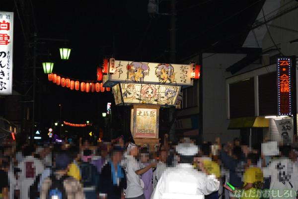 『鷲宮 土師祭2013』らき☆すた神輿_0860