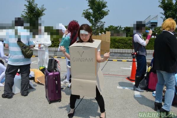 『コミケ84』進撃の巨人、ソードアート・オンライン、女性のコスプレイヤーさんまとめ_0941