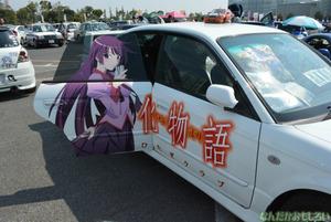『第8回痛Gふぇすた』アニメの痛車フォトレポート0228