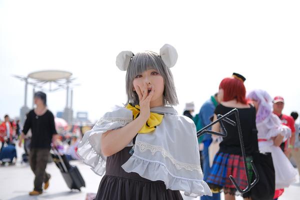 博麗神社例大祭2019コスプレ中心レポート060