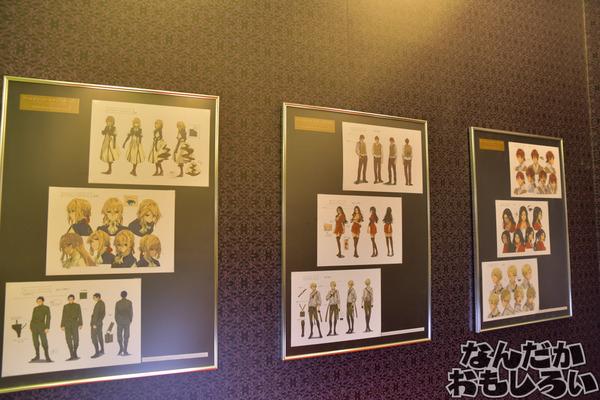 『C3AFAシンガポール2017』京アニ新作「ヴァイオレット・エヴァーガーデン」アニメ資料を数多く展示!_9692