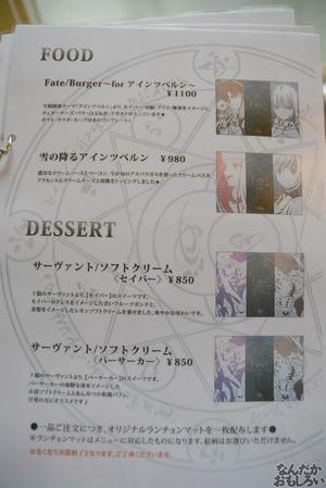「Zero」「stay night」のコラボカフェ『Fate/Zero~stay night Cafe』フォトレポート_0418