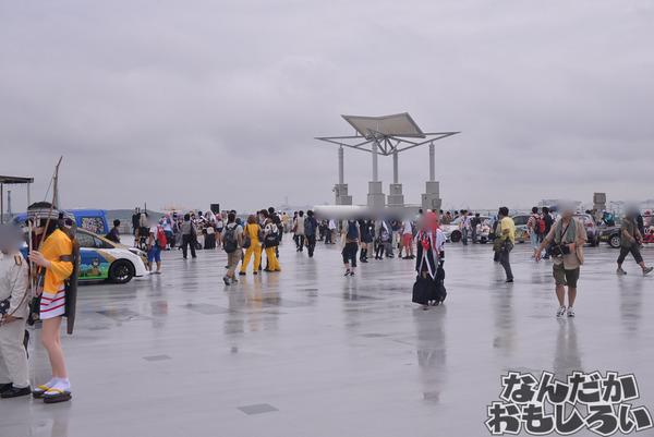 『砲雷撃戦合同演習&ぱんっあふぉー!8』艦これ&ガルパンコスプレレポート_9479