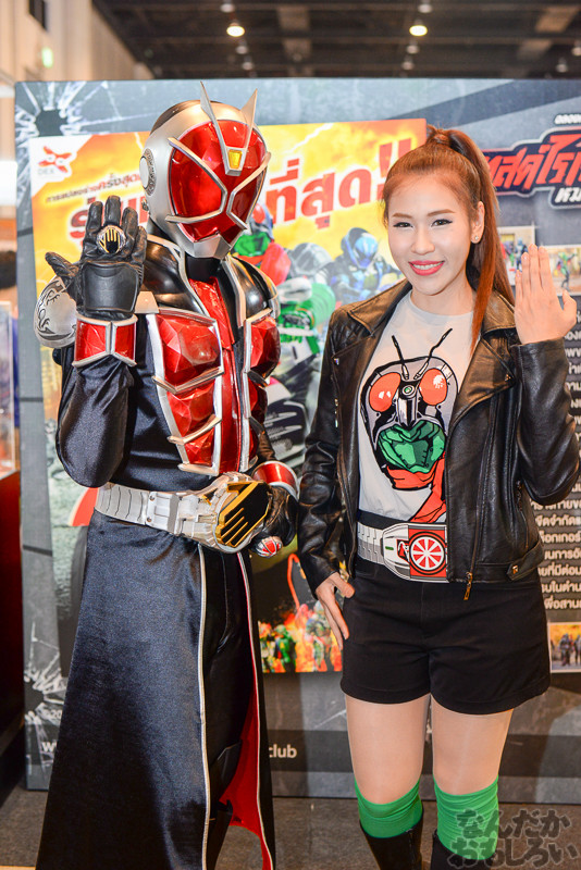 タイ・バンコク最大級イベント『Thailand Comic Con(TCC)』コスプレフォトレポート!タイで人気のコスプレは…!?_3396