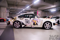 秋葉原UDX駐車場のアイドルマスター・デレマス痛車オフ会の写真画像_6635