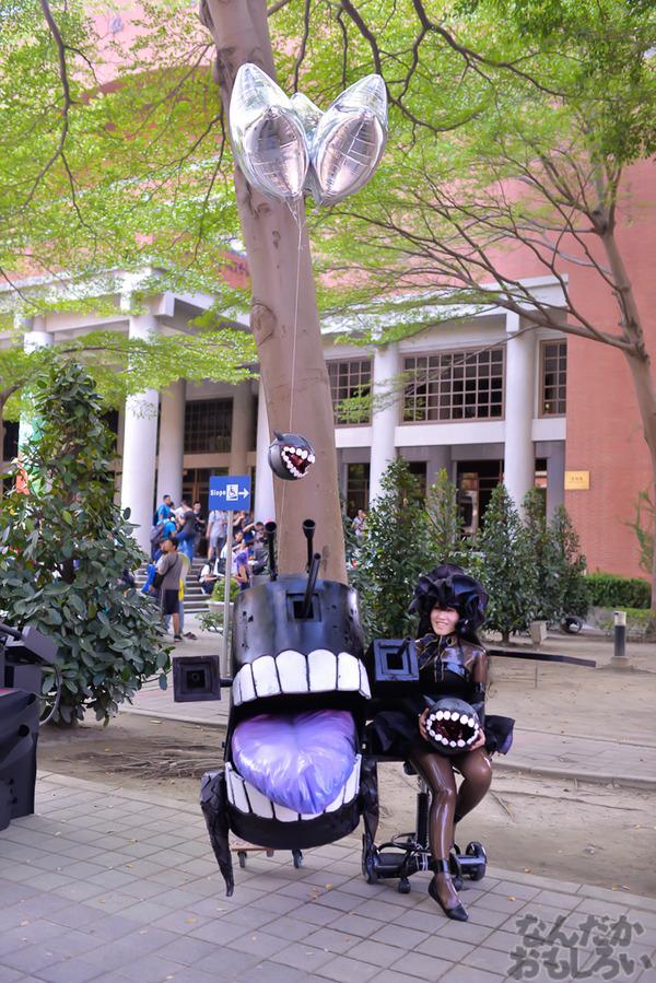 『砲雷撃戦!よーい! 高雄』コスプレフォトレポートその3 台湾の大学講堂前、こだわりぬいた艤装などここでしか味わえない熱いコスプレの様子をお届け!_3279