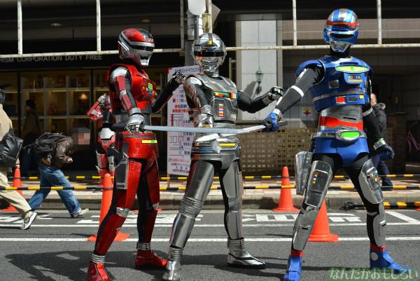 『日本橋ストリートフェスタ2014(ストフェス)』コスプレイヤーさんフォトレポートその2(130枚以上)
