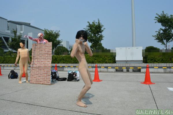 『コミケ84』進撃の巨人、ソードアート・オンライン、女性のコスプレイヤーさんまとめ_1031