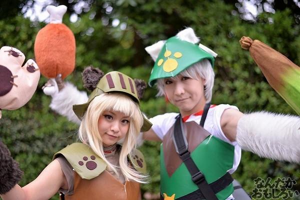 東京ゲームショウ2014 TGS コスプレ 写真画像_5190