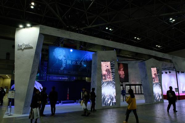 『FGO』AnimeJapan2018の大規模ブース展開をレポートでお届け-14