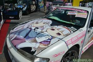 『第8回痛Gふぇすた』アイドルマスターの痛車フォトレポート_0362