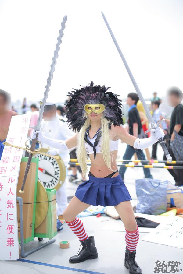 夏コミ コミケ86 コスプレ画像_6381