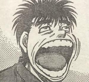 『はじめの一歩』1168話感想(ネタバレあり)4