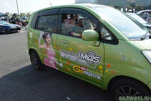 『第8回痛Gふぇすた』アイドルマスターの痛車フォトレポート_0059