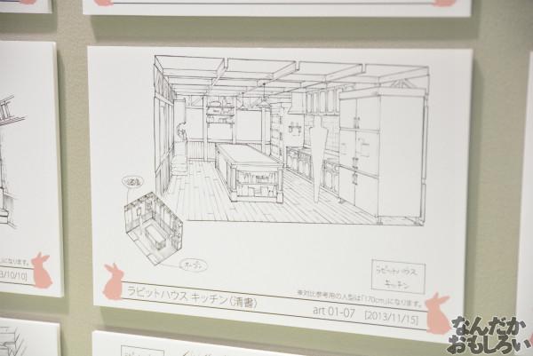 秋葉原で開催『TVアニメごちうさ展』フォトレポート_0241