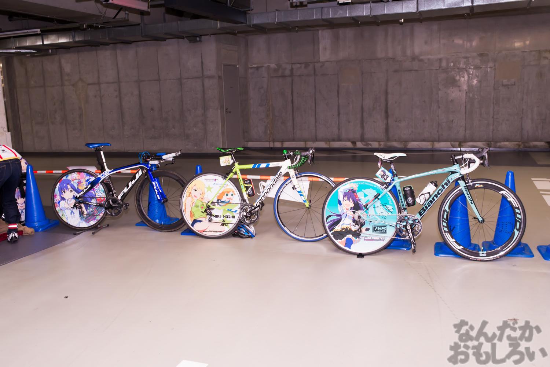 秋葉原UDX駐車場のアイドルマスター・デレマス痛車オフ会の写真画像_6419