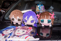 秋葉原UDX駐車場のアイドルマスター・デレマス痛車オフ会の写真画像_6444