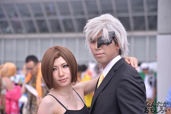 夏コミ コミケ86 3日目 コスプレ画像_3435
