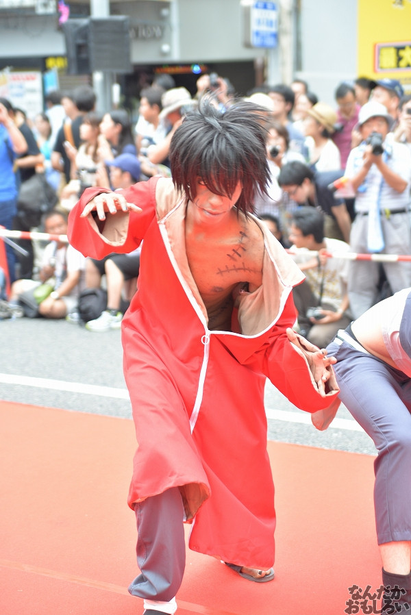 26カ国参加!『世界コスプレサミット2014』各国代表のレイヤーさんが名古屋市内をパレード_0388