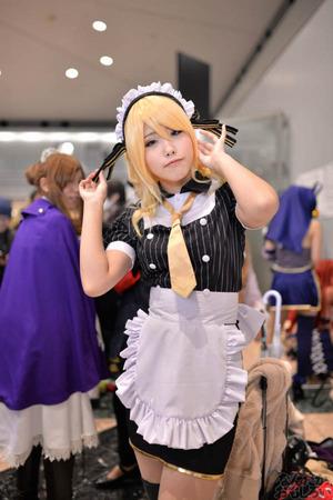 コミケ87 2日目 コスプレ 写真画像 レポート_4331