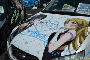 『第8回痛Gふぇすた』ラブライブ!痛車フォトレポート_0580