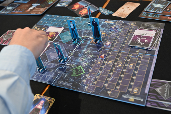 Fate stay nightボードゲーム体験会038