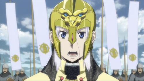 『アルスラーン戦記』第22話感想(ネタバレあり)1