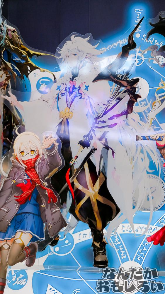 『Fate/Grand Order』アニメジャパンのFGOブースやFGO関連情報2235