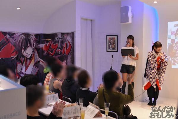 「ノブナガ・ザ・フール」「モーレツ宇宙海賊」コラボカフェスタート!サテライトのプロデュースカフェ『SHIROBACO』フォトレポート_0063