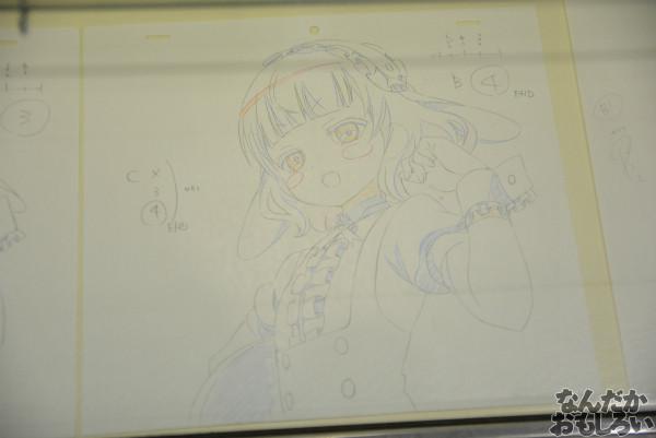 秋葉原で開催『TVアニメごちうさ展』フォトレポート_0218