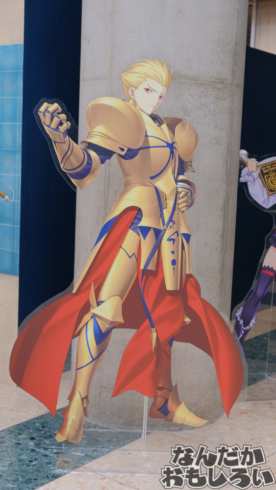 『Fate/Grand Order』アニメジャパンのFGOブースやFGO関連情報2184