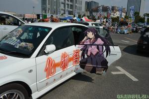 『第8回痛Gふぇすた』アニメの痛車フォトレポート0227